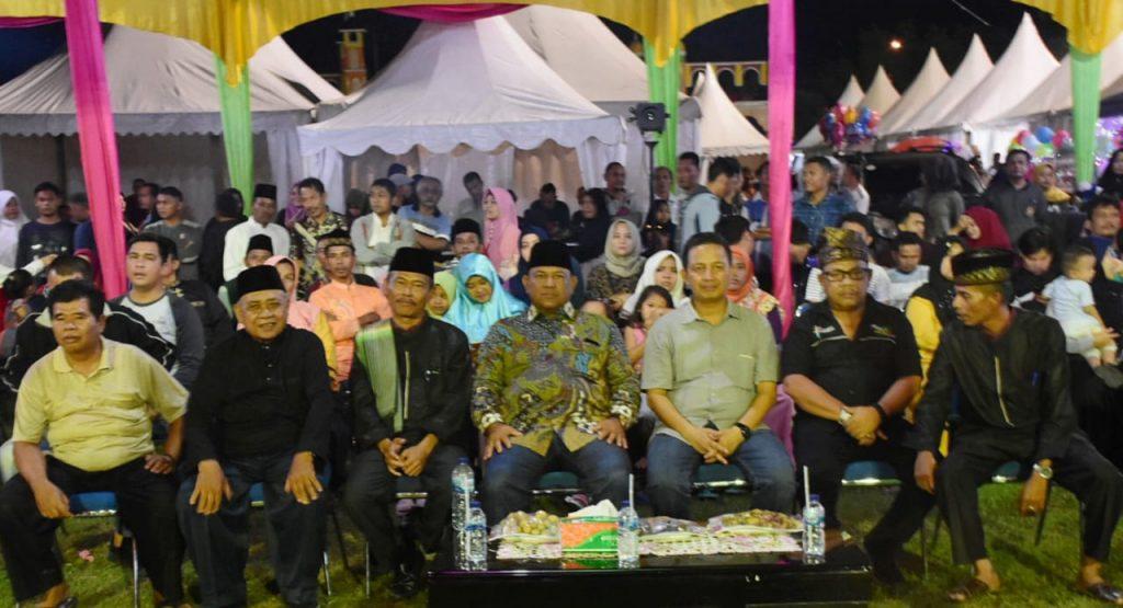 Sekretaris Daerah Resmi Buka Lomba Basiacuang