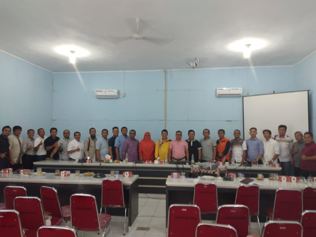 Diinisasi DPD REI Riau, DPM-PTSP Gelar Pertemuan Bahas Percepatan Perizinan