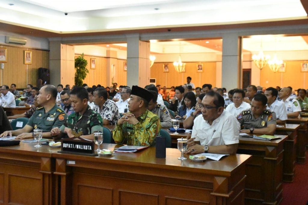 Ditinjau Komisi V DPR RI, Pemkab Kampar Berharap Perhatian Pemerintah Pusat Terhadap Infrastruktur