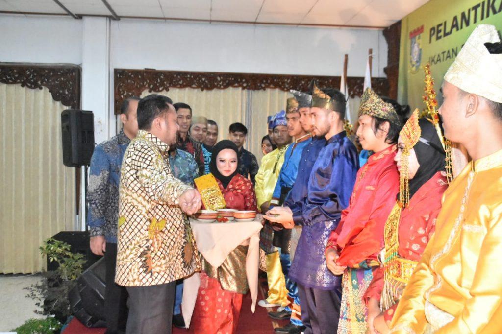 Bupati Kampar Lantik Pengurus IPRY-KK Yogyakarta