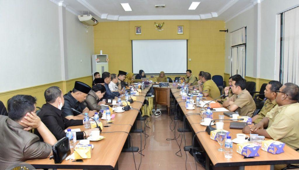Komisi I DPRD Bengkalis Gesa Penyelesaian Masalah Tapal Batas Desa dan Kecamatan