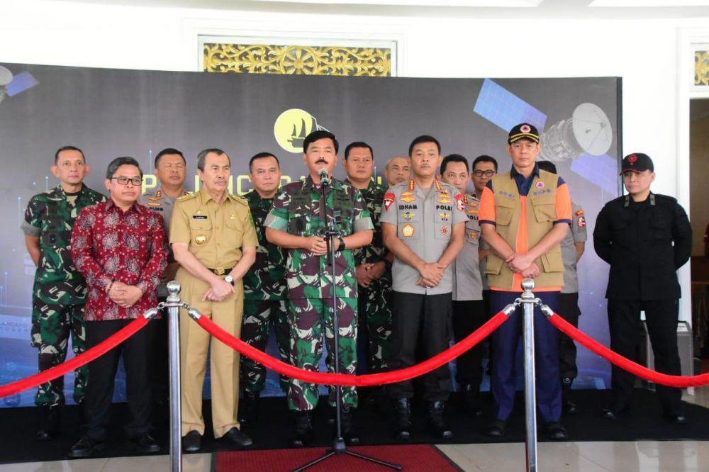 Dashboard Lancang Kuning Nusantara Penting Bagi Daerah Karhutla