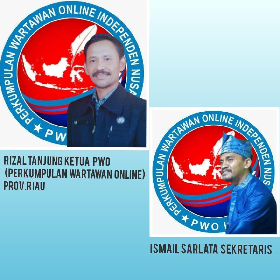 PWOIN di Riau Siap Menjadikan Insan Pers Bermartabat, Serta Menjunjung Tinggi Pancasila dan Undang-Undang