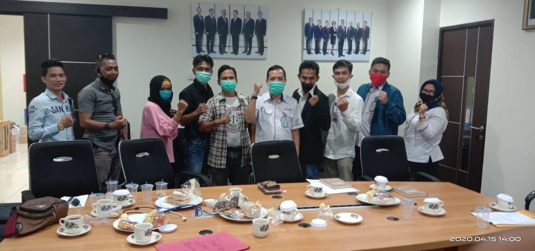 Akui Dugaan Penghinaan Terhadap Profesi, Melalui PWOI Riau Bank BTN Sampaikan Permintaan Maaf