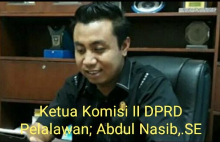 Ketua Komisi II DPRD Mengecam Keras Dan Akan Segera Turun Kelokasi