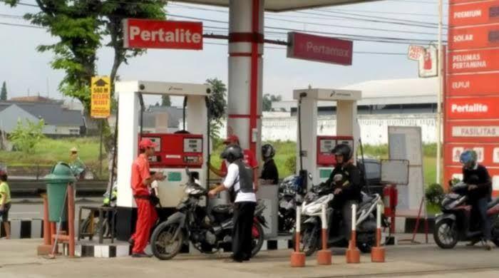 Pasokan BBM di Riau Aman
