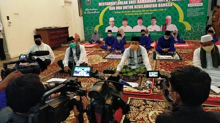 Pemprov Riau Gelar Zikir dan Doa Bersama Jelang Ramadan