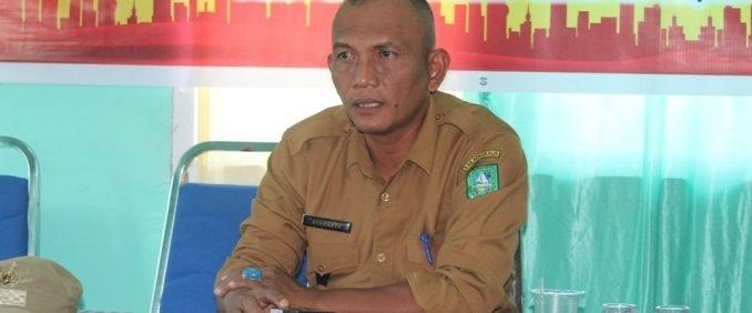 Desa Wonosari Terima 450 Paket Sembako Murah Dari Disdagprin Bengkalis