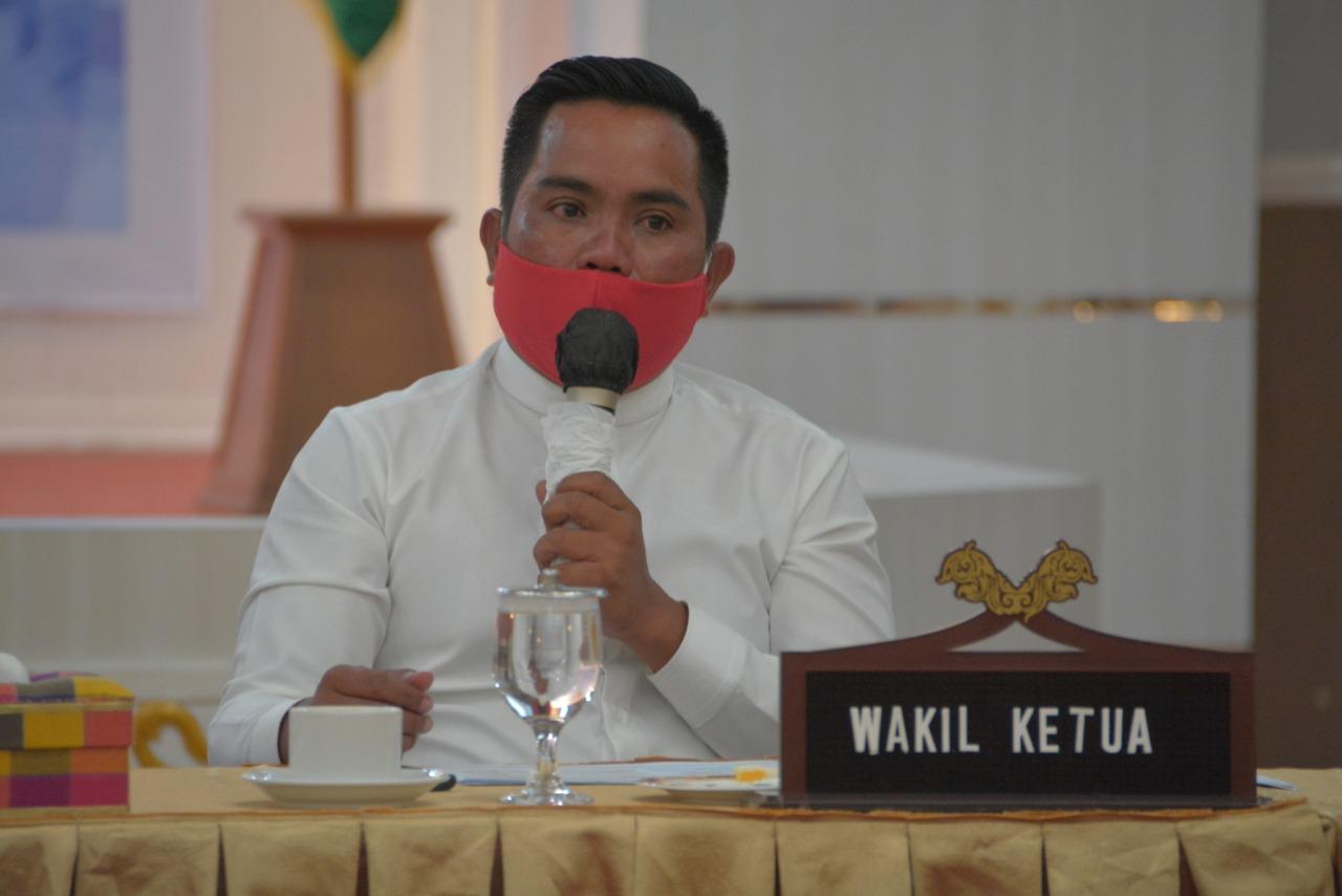 Wakil Ketua DPRD Riau H. Zukri : SK PSBB Keluar, Pastikan Rakyat Segera Terima BLT Dan Sembako