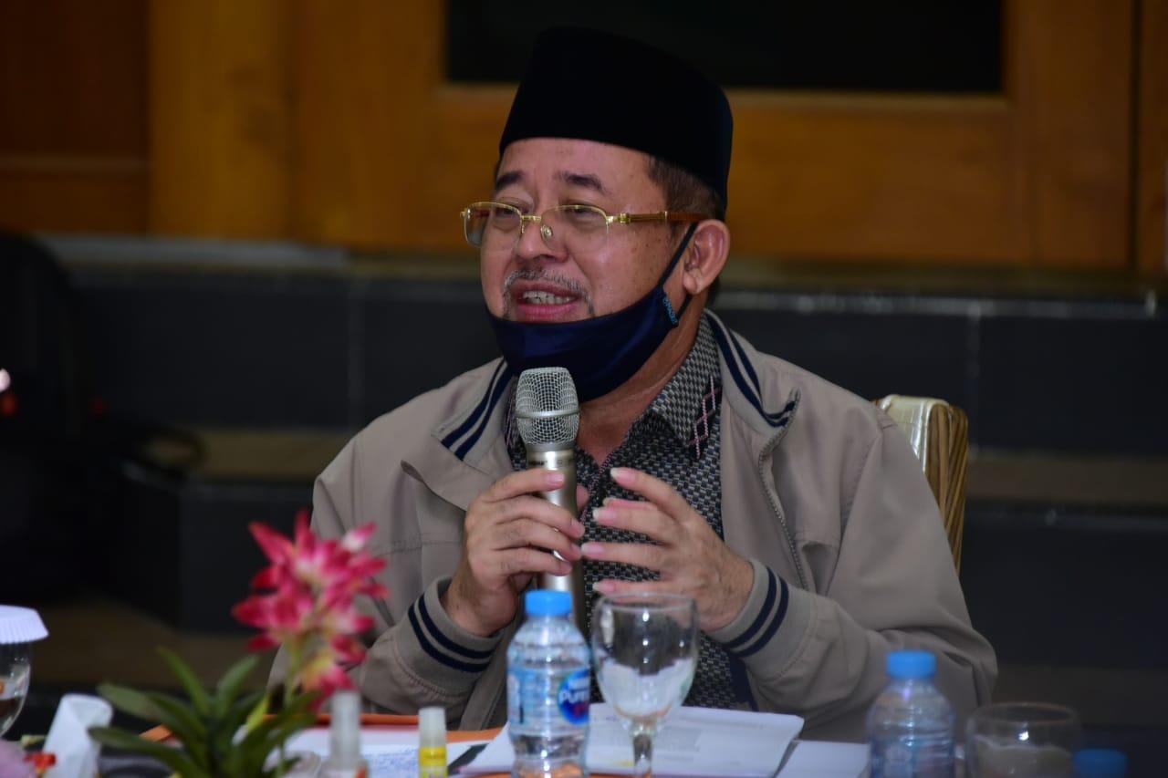 Rapat Persiapan Penerapan PSBB Kabupaten Bengkalis