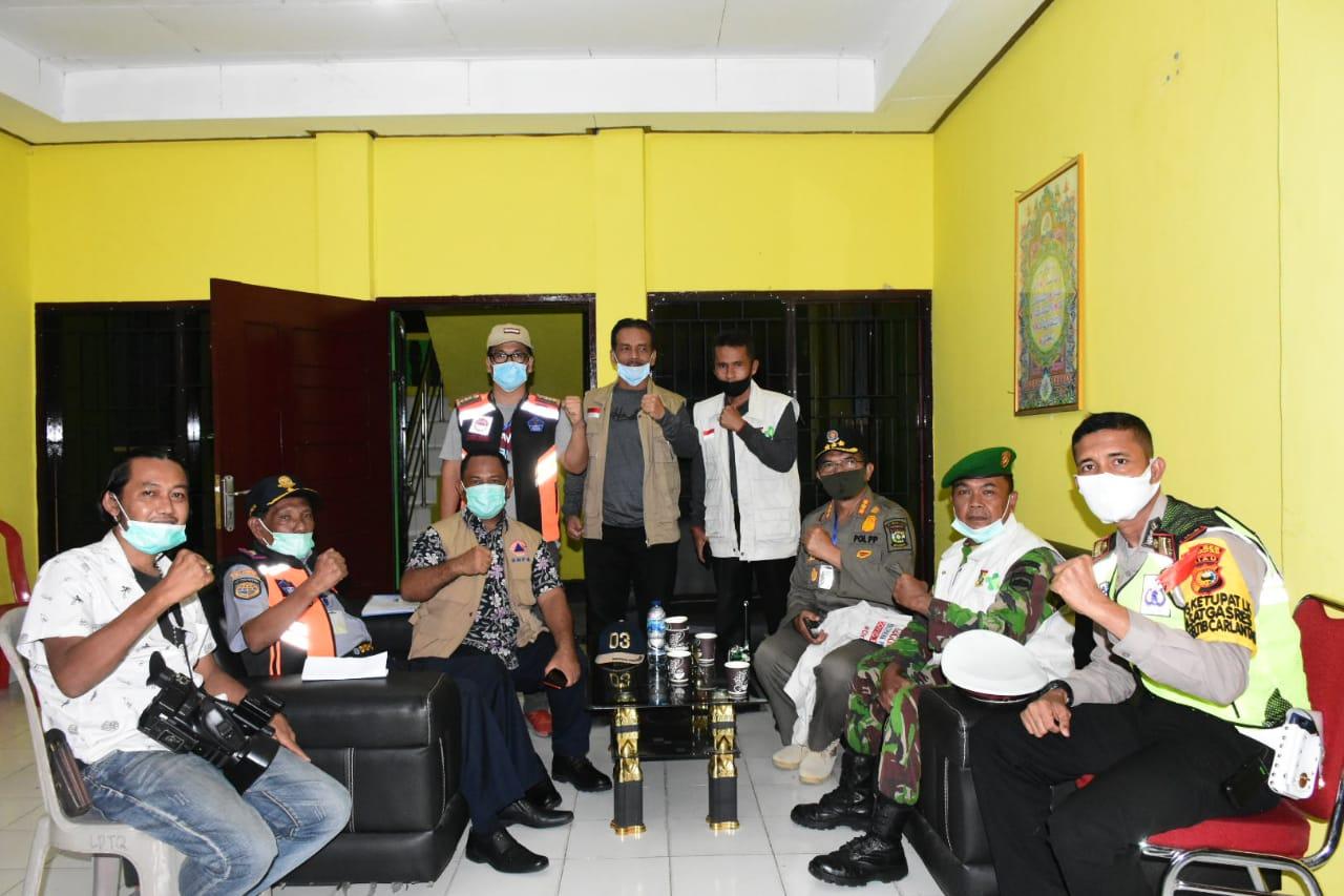 Himbaun Pemkab Kampar Terhadap penerapan PSBB Kabupaten Kampar