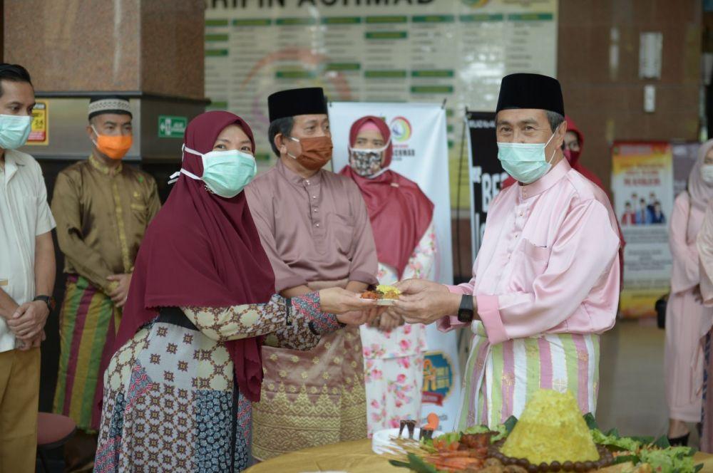 Gubri Rayakan Ulang Tahun Rumah Sakit Arifin Achmad Ke 44