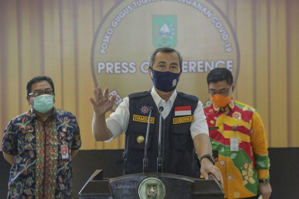 Riau Menuju Fase New Normal,PSBB di 6 Wilayah Resmi Tidak Diperpanjang