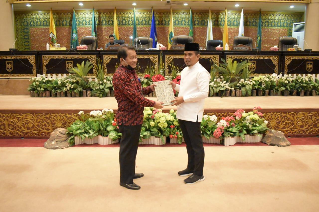 DPRD Riau Laksanakan Reses Masa Sidang III