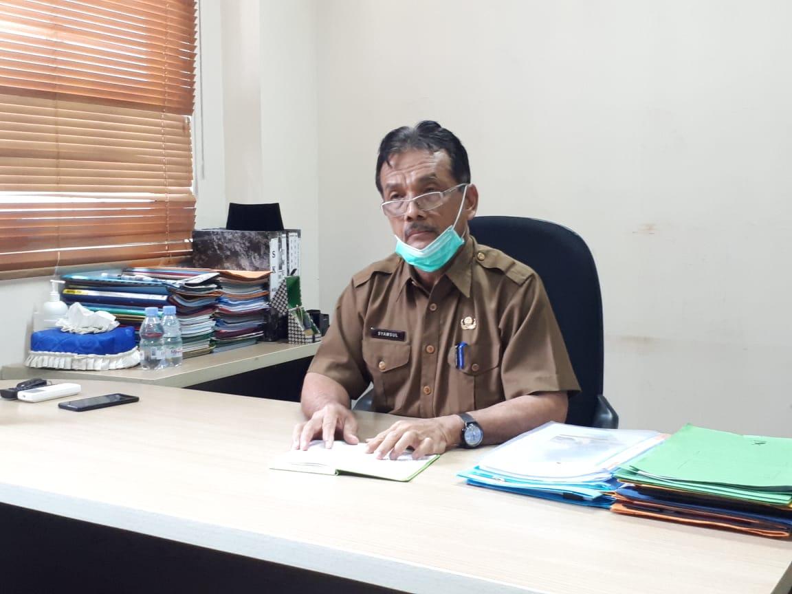 Bupati Kampar Di Wakili Asisten III Lepas 517 Mahasiswa Universitas Pahlawan KKN Tahun Ajaran 2019- 2020