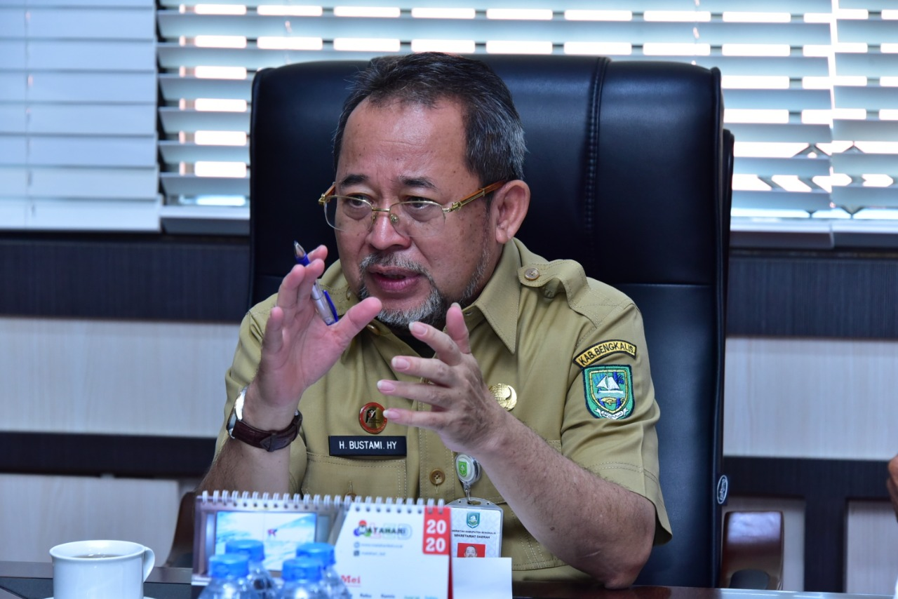 Plh. Bupati Bengkalis Sudah Mendapat Izin Kemendagri Terkait Penandatanganan Ranperda