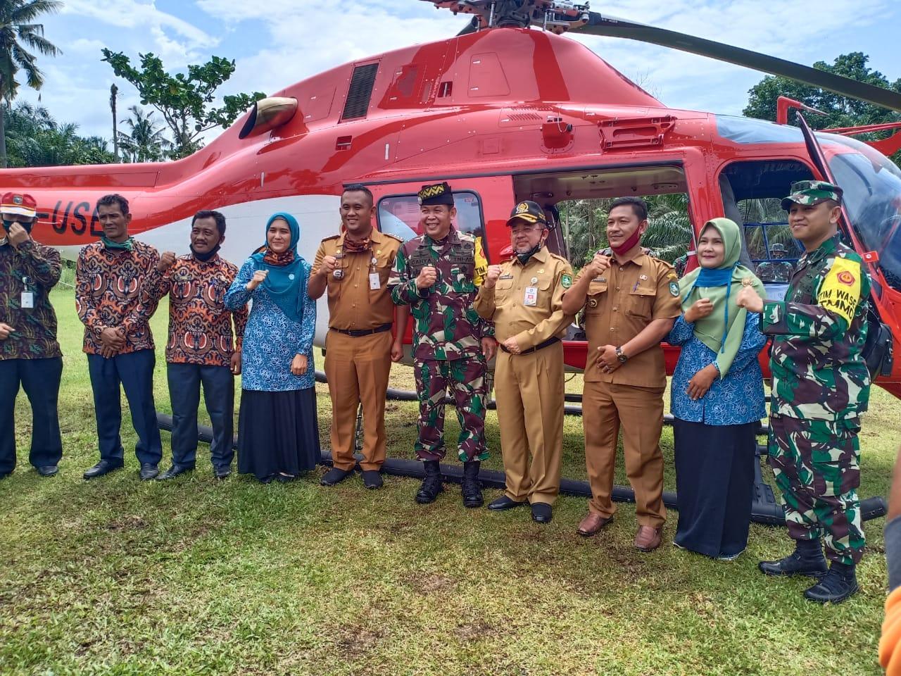 Sambut Kedatangan Jendral Bintang Dua di Desanya, Ini Ungkap Kades Temiang