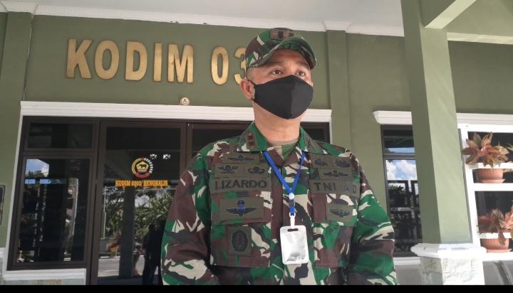 Dandim 0303/Bengkalis Wujud Nyata Kami Sebagai TNI Membantu Pemerintah Dalam Pembangunan Bersama Masyarakat