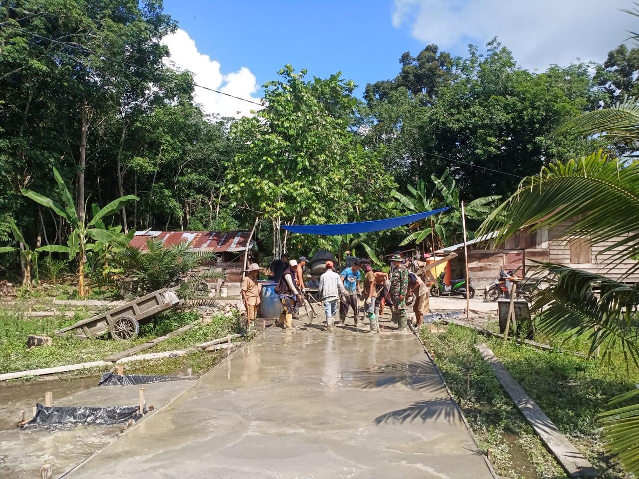 ProgramTMMD Ke-108 Bertujuan Untuk Mempercepat Pembangunan Desa