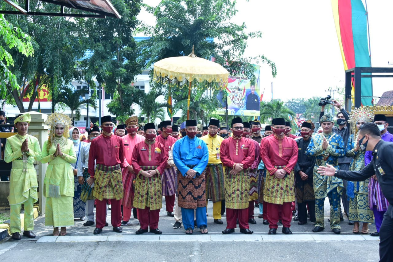 Bustami : Semoga Kabupaten Bengkalis Lebih Maju,Jaya dan Masyarakatnya Sejahtera dan Berkeadilan