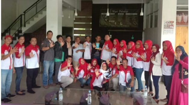Kunjungan Silaturahmi,Program Utama DPW PWOIN Riau