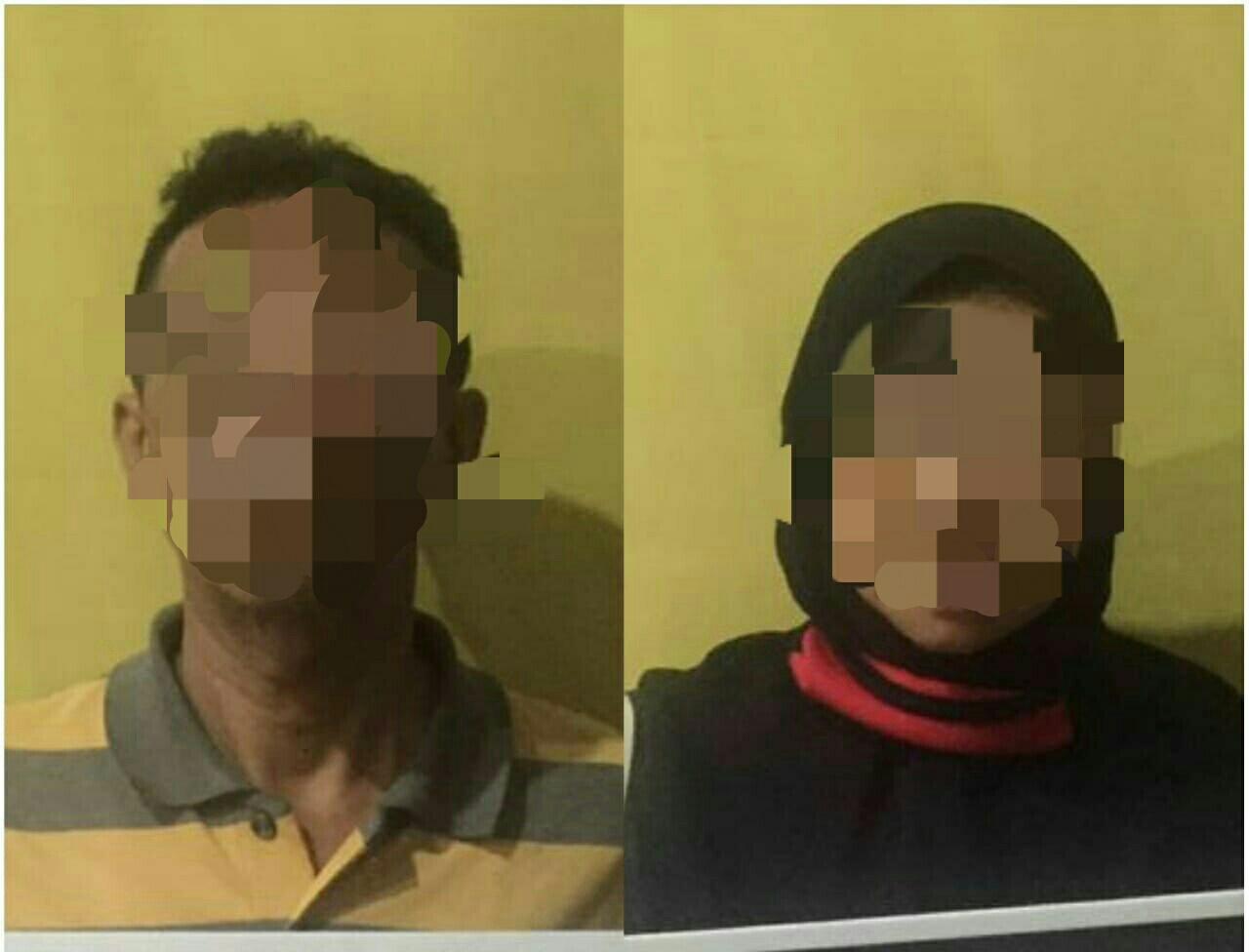 Modus Bantu Masuk Pegawai, 2 ASN Pasangan Suami Istri di Kampar ini Ditangkap Polisi