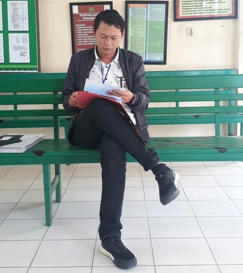 MY Tersangka Korupsi BBM di PUPR Pelalawan tunjuk Kantor Hukum Ilhamdi, SH.MH and Partners jadi Penasehat Hukum