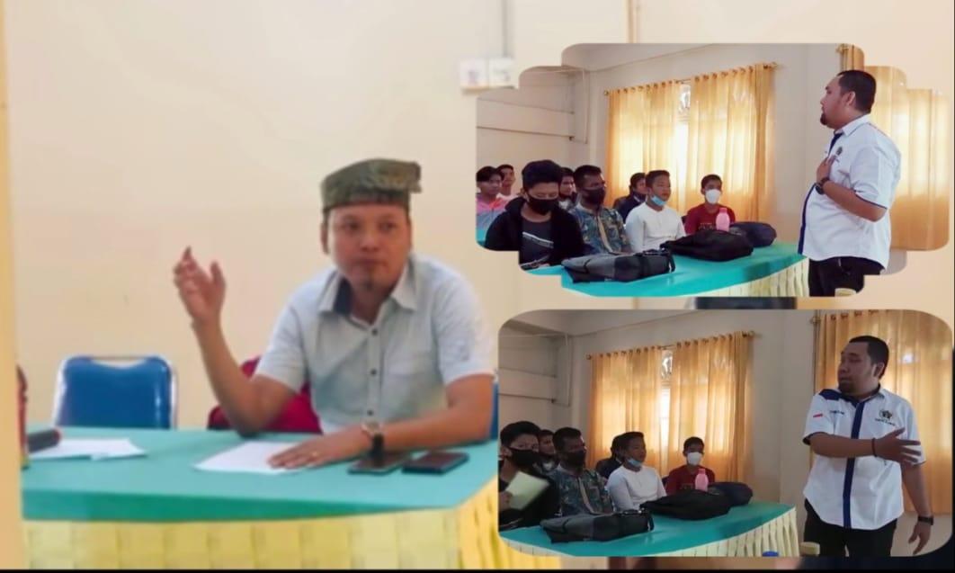Rahmad Handayani Jadi Pemateri Tentang Kepemimpinan di SMK Ibnu Taimiyah