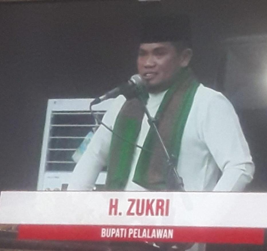 Bupati Pelalawan Buka Musrenbang RPJMD Kabupaten Pelalawan