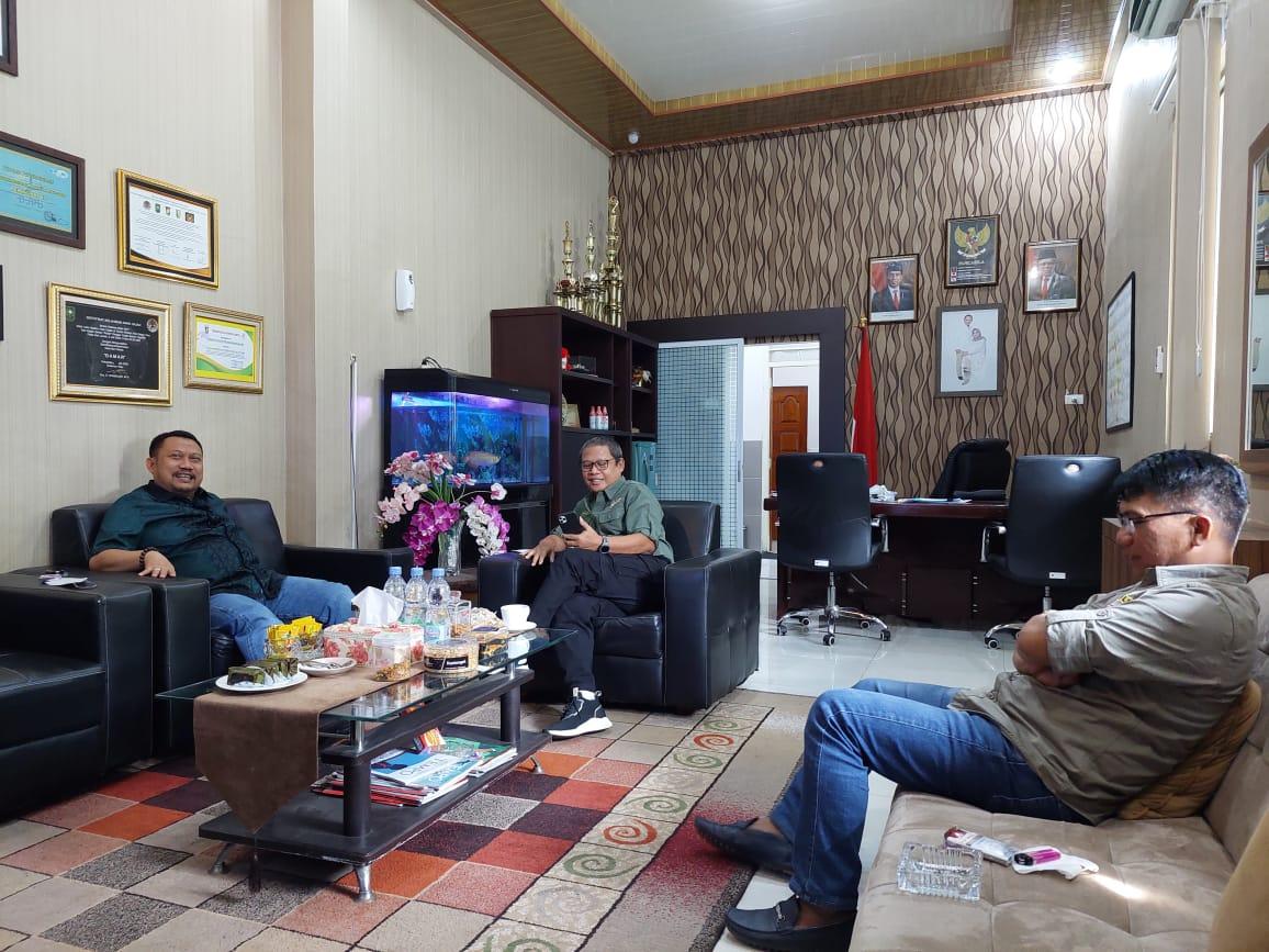 Catur Sugeng : Kami Sangat Mengapresiasi Gagasan Kepala BKSDA Riau Dalam Membangun Kampar